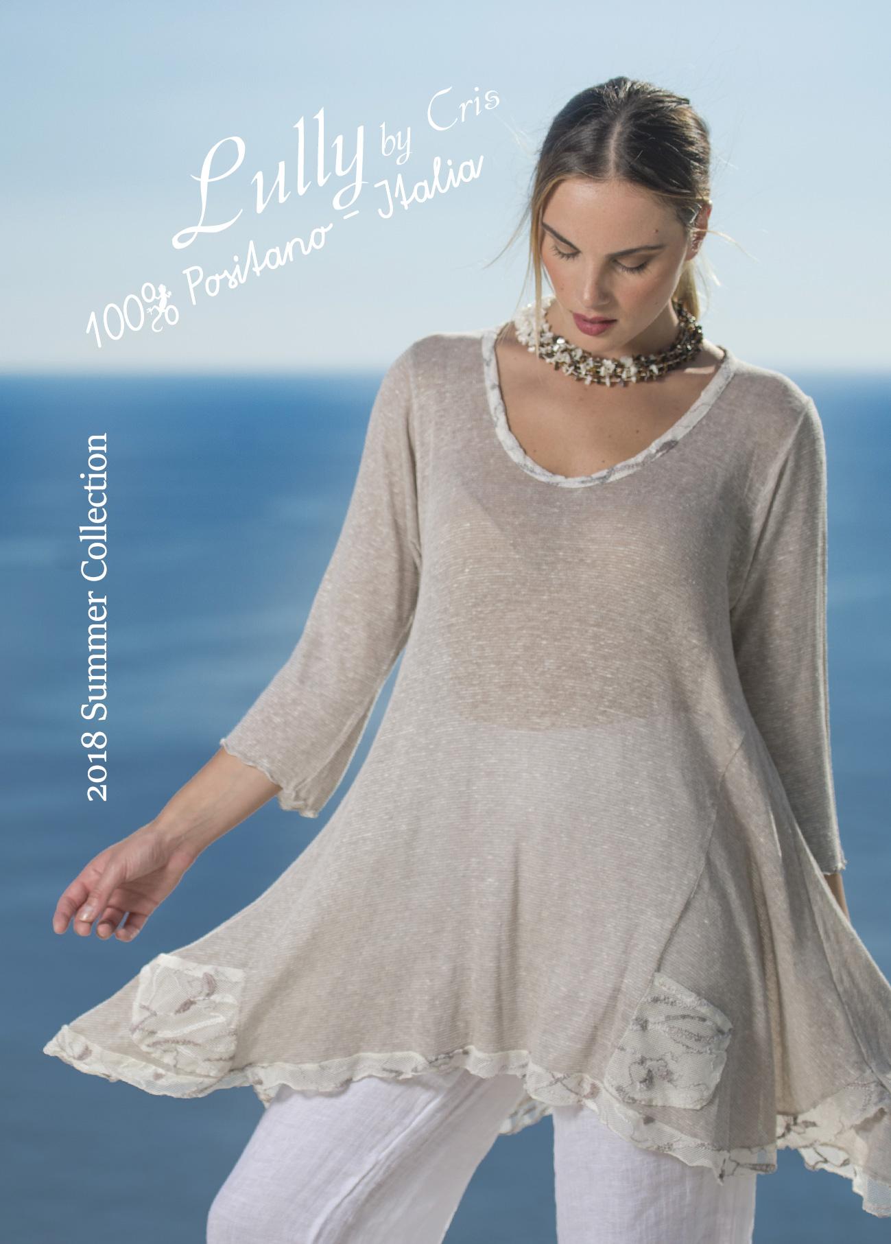 94c9a2e06a9a Positano fashion Collection 2018 by Cris Moda Positano